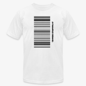 Time Supply - Barcode T-Shirt - T-shirt pour hommes