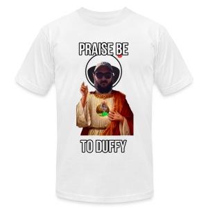 Praise Be To Duffy - Men's Fine Jersey T-Shirt