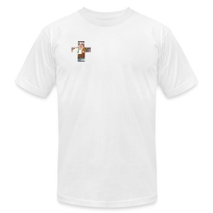SKRIPT FAT DADDY - Men's Fine Jersey T-Shirt