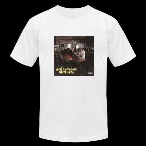 NBNE COVER T - Men's Fine Jersey T-Shirt