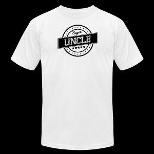 Super uncle - Men's Fine Jersey T-Shirt