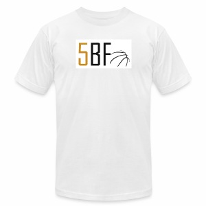 Five Ballers Friends - Men's Fine Jersey T-Shirt
