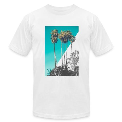 Blue Palms - Men's Fine Jersey T-Shirt