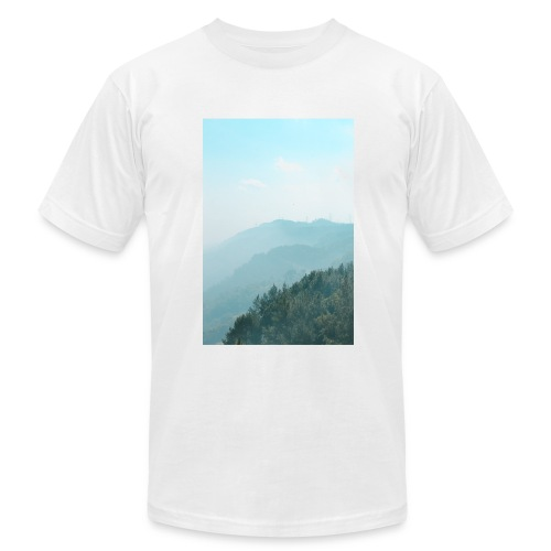 Hilly Stack - Men's Fine Jersey T-Shirt