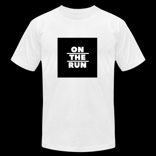 On The Run Classic Design - Men's Fine Jersey T-Shirt