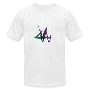 Variance Just the logo - Men's Fine Jersey T-Shirt