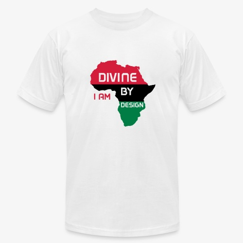 I Am Divine By Design - Men's  Jersey T-Shirt