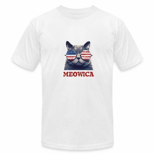 Meowica - Men's Fine Jersey T-Shirt