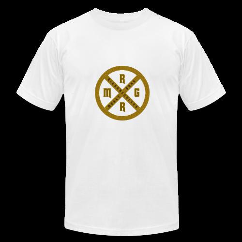 RRMG OFFICIAL LOGO - Men's Fine Jersey T-Shirt