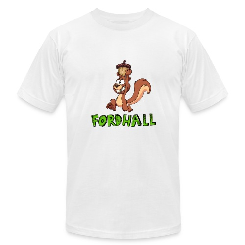 squirrel fordhall1 - Men's Fine Jersey T-Shirt