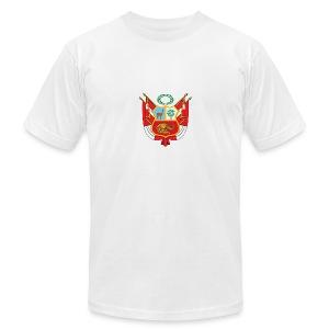 Nuevo Escudo Peruano 1 - Men's Fine Jersey T-Shirt