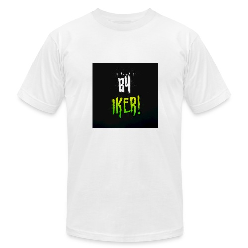 Logo By IkeR! desing by GrizArts©. - Men's Fine Jersey T-Shirt