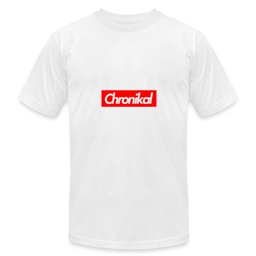Chronikal Box Logo - Men's Fine Jersey T-Shirt