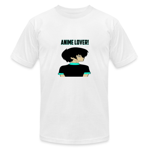 anime lover - Men's Fine Jersey T-Shirt
