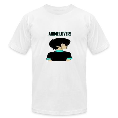 anime lover - Men's  Jersey T-Shirt