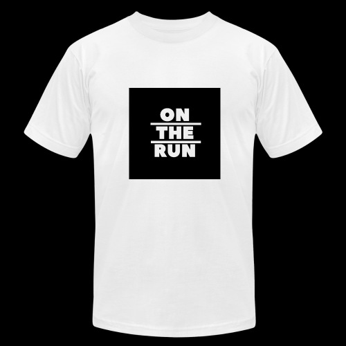 On The Run Classic Design - Men's  Jersey T-Shirt