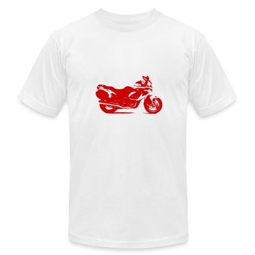 motorcycle - Men's Fine Jersey T-Shirt