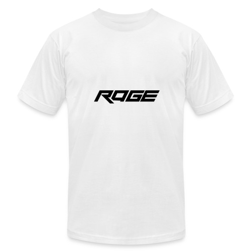 Rage Reserve Logo - Men's Fine Jersey T-Shirt