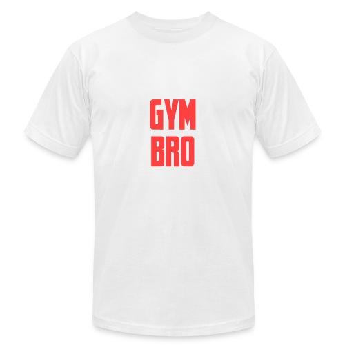 Gym bro - Men's Fine Jersey T-Shirt