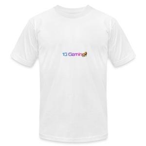 Tier I (2) Designer 1G Logo. - Men's Fine Jersey T-Shirt