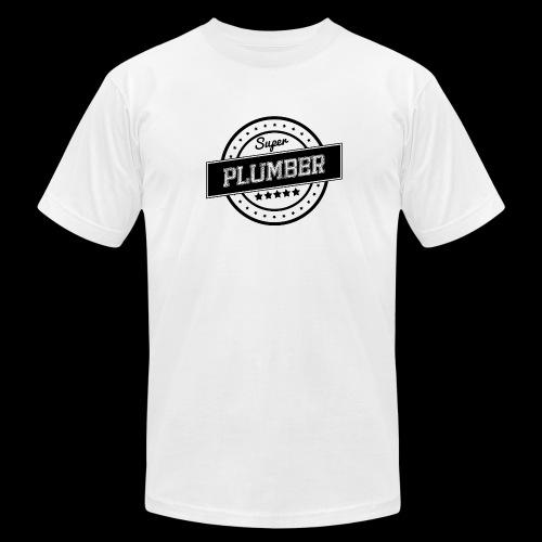Super Plumber - Men's Fine Jersey T-Shirt