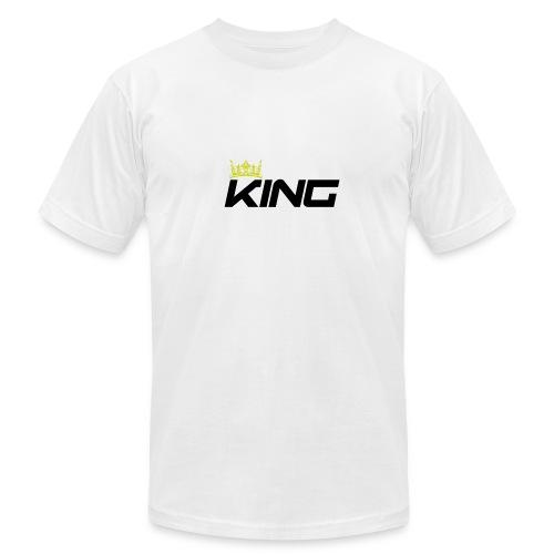 KING - Men's Fine Jersey T-Shirt