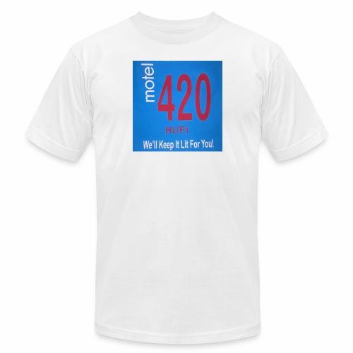 CANNABIS LOVERS! - Men's Fine Jersey T-Shirt