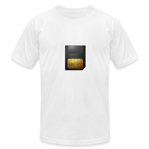 Memory Card - Men's Fine Jersey T-Shirt