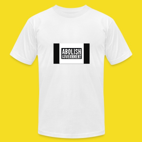 Freedom 2020 Abolish Government - Men's Fine Jersey T-Shirt