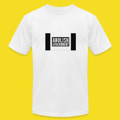 Freedom 2020 Abolish Government - Men's  Jersey T-Shirt