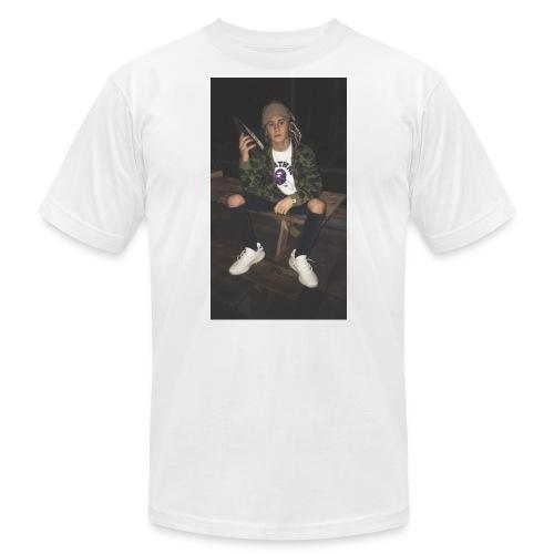 Teodor Karlsen Classic - Men's Fine Jersey T-Shirt