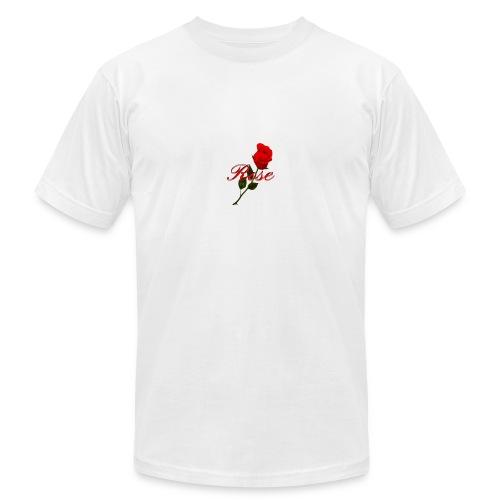 Rose - Men's Fine Jersey T-Shirt