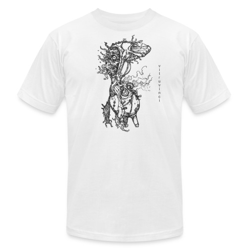 AT-AT Bioweapon - Men's Fine Jersey T-Shirt