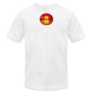 Dime® Sunset - Men's Fine Jersey T-Shirt
