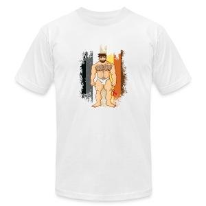 Gay Bear Undies 1 - Men's Fine Jersey T-Shirt