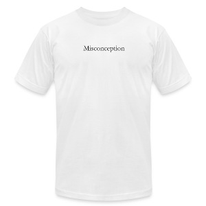 Misconception SS18 - Men's Fine Jersey T-Shirt
