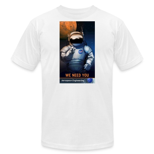 WE NEED YOU - Men's Fine Jersey T-Shirt