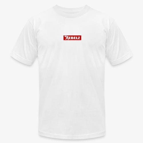 Rebelz Supreme - Men's Fine Jersey T-Shirt
