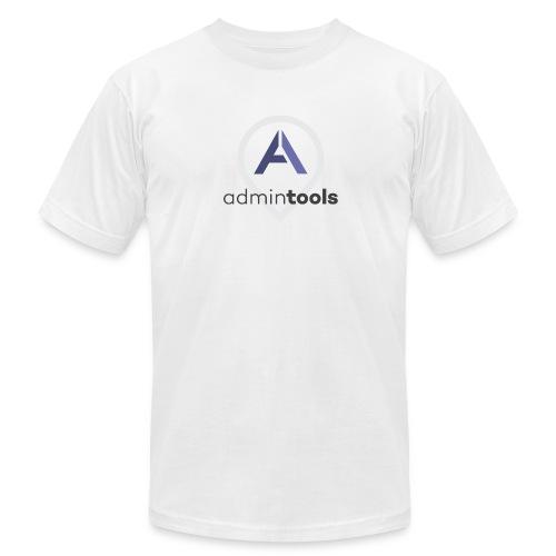geo jobe Admin Tools - Men's Fine Jersey T-Shirt