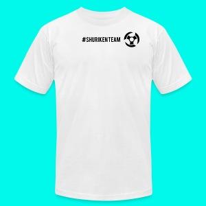 Shuriken Team - Men's Fine Jersey T-Shirt