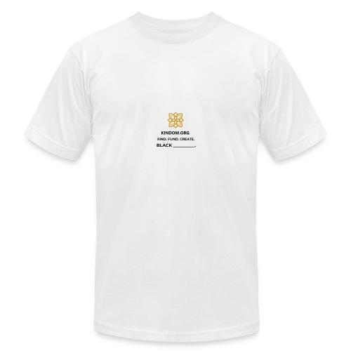 Kindom Insert T-Shirt - Men's Fine Jersey T-Shirt