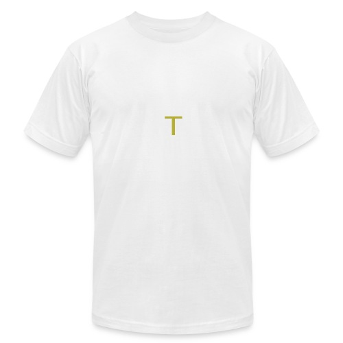 ''Small T'' Taylor Shorty Initial - Men's Fine Jersey T-Shirt