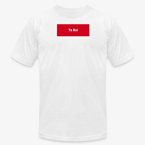Ya Boi Redline - Men's Fine Jersey T-Shirt