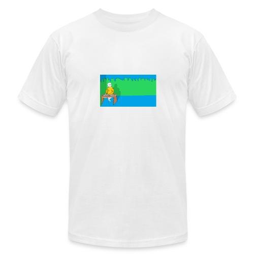 ghost - Men's  Jersey T-Shirt