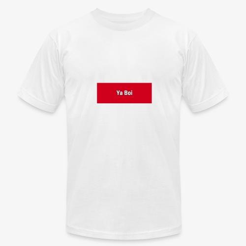 Ya Boi Redline - Men's  Jersey T-Shirt