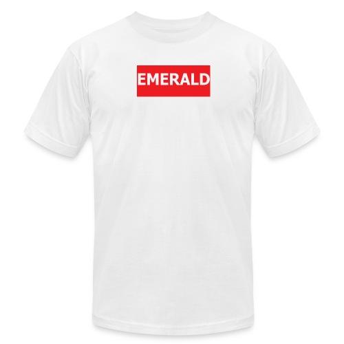 EMERALD Shirt - Men's Fine Jersey T-Shirt
