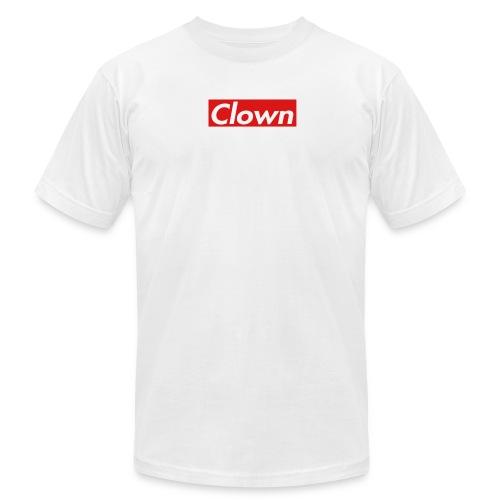 halifax clown sup - Men's Fine Jersey T-Shirt