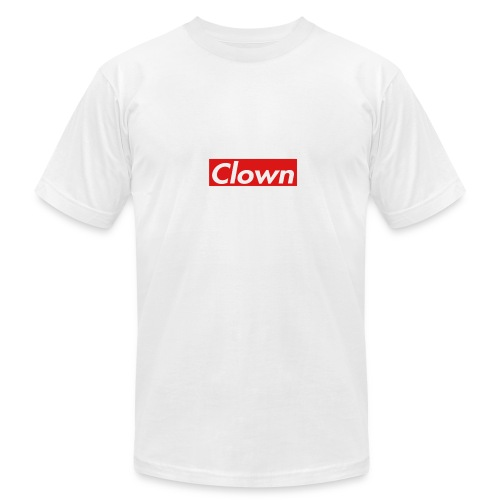 halifax clown sup - Men's Fine Jersey T-Shirt