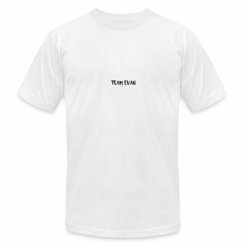 TEAM EVAN - Men's Fine Jersey T-Shirt