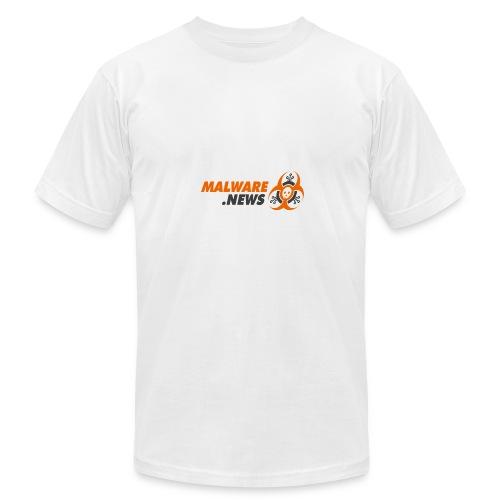 Malware News - Men's  Jersey T-Shirt